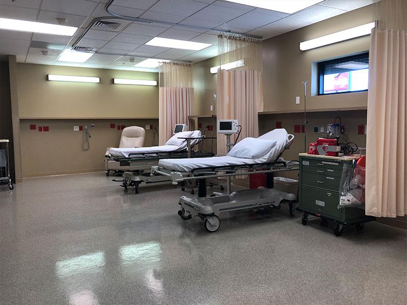 Post Operative Room